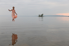 Photography courses and workshops - Walk on the water
