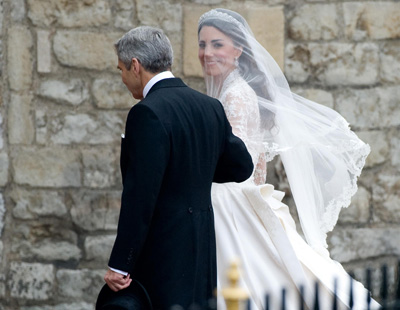 Photography workshops - The Wedding of Prince William with Catherine Middleton - Westminster Abbey