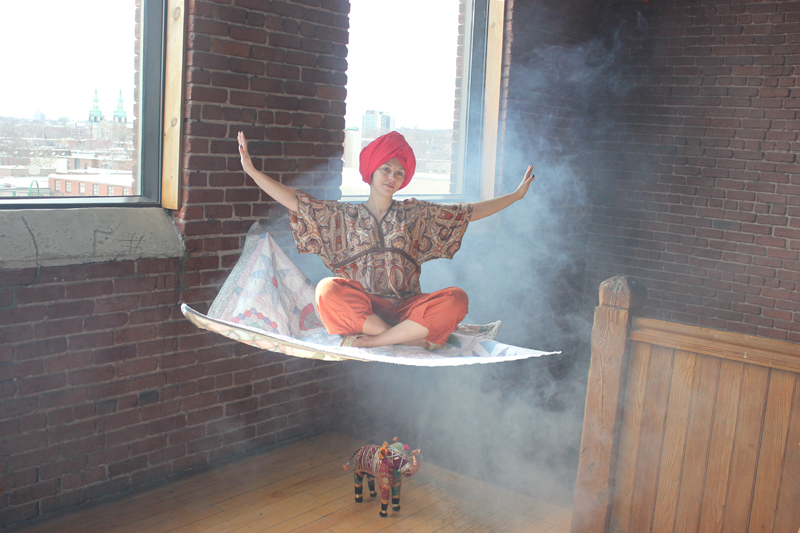 Photography courses and workshops - Magic Carpet