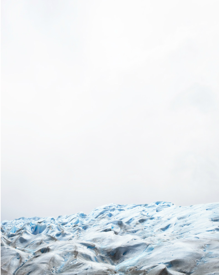 Photography courses and workshops - Caleb Cain Marcus. Portraits of ice.