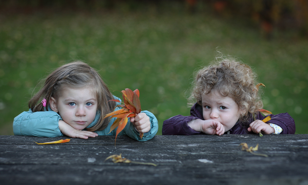 photography courses and workshops - two girls