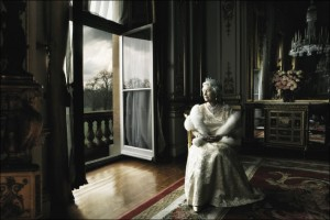 Photography courses and workshops - Queen Elizabeth II by Annie Leibovitz (3)