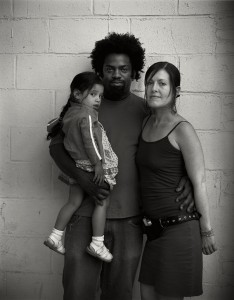 Photography courses and workshops - black and white portraits of black and white couples (8)