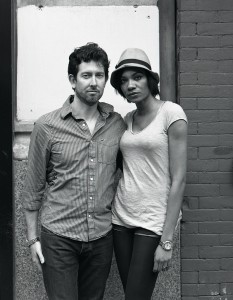 Photography courses and workshops - black and white portraits of black and white couples (2)