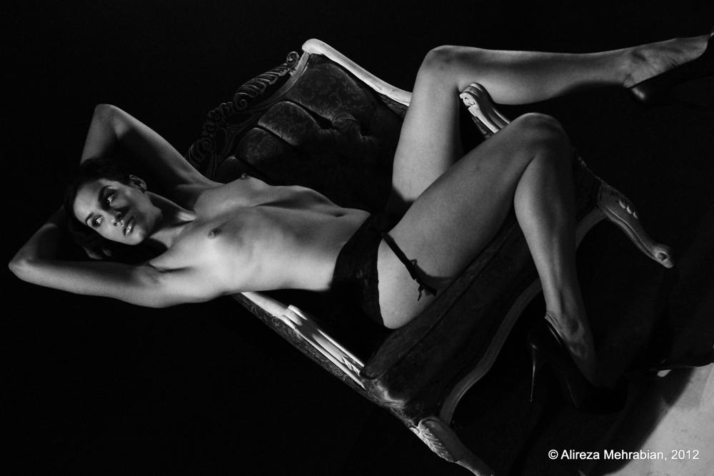 Photography workshops in Montreal. Half nude workshop, author Ali (3)