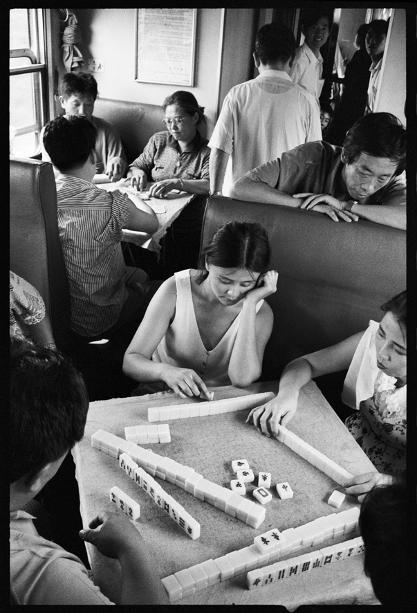 "Photography courses and workshops - Wang Fuchun ""Chinese People on the Train"" (4)"