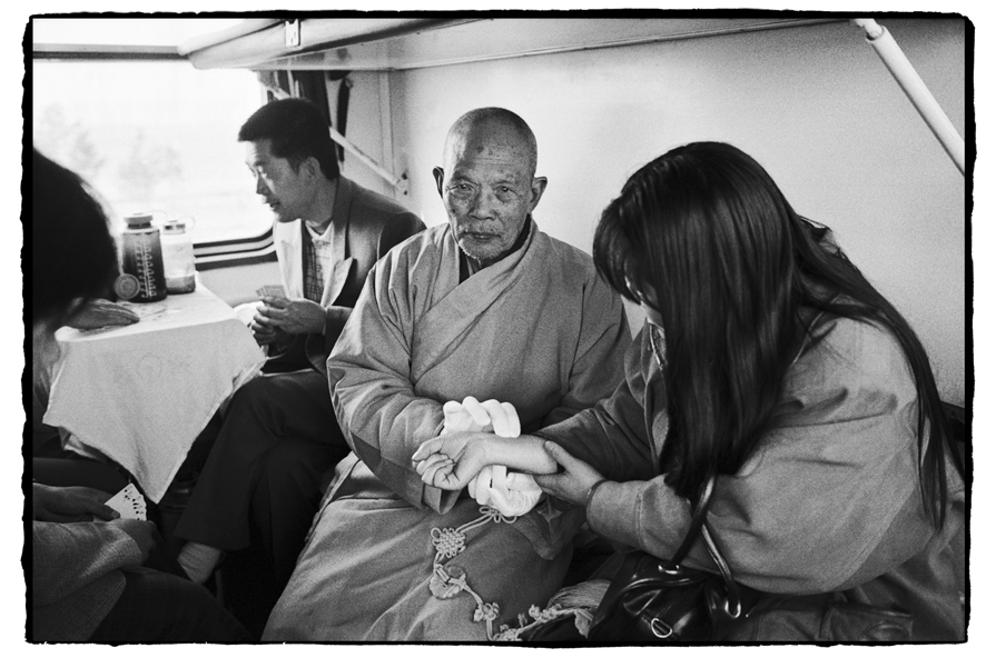 "Photography courses and workshops - Wang Fuchun ""Chinese People on the Train"" (13)"