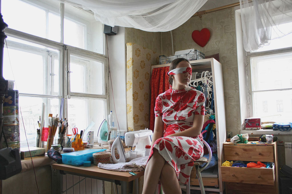 Photography courses and workshops - Alena Zhandarova. The city of brides. (7)