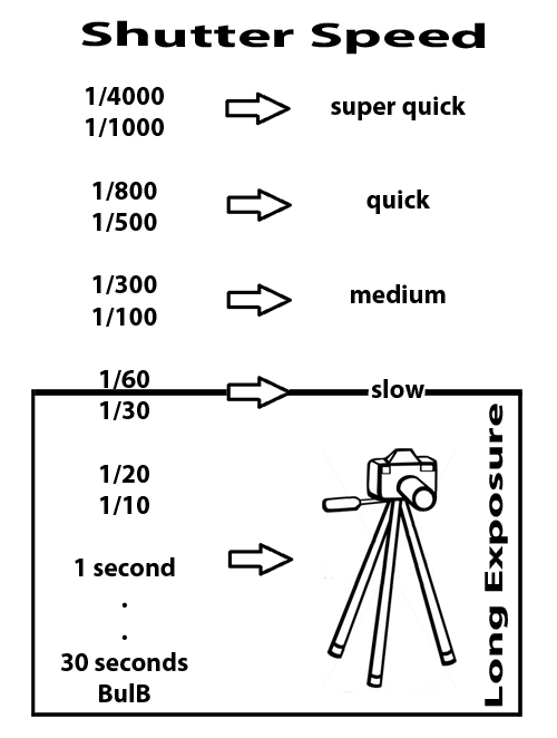 Photography courses textbook. ISO in digital photography