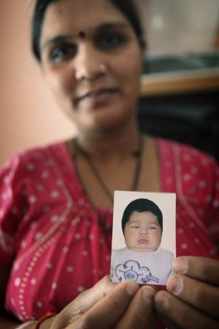 Polina Fedorova. Surrogacy India. Dr.Patel clinic. (5)