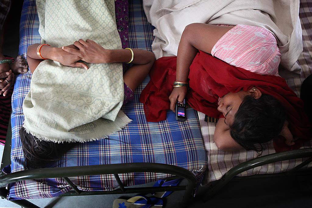Polina Fedorova. Surrogacy India. Dr.Patel clinic. (4)