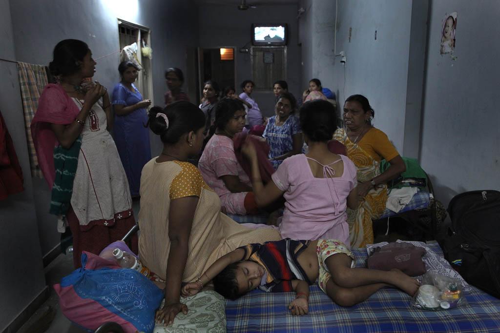 Polina Fedorova. Surrogacy India. Dr.Patel clinic. (19)