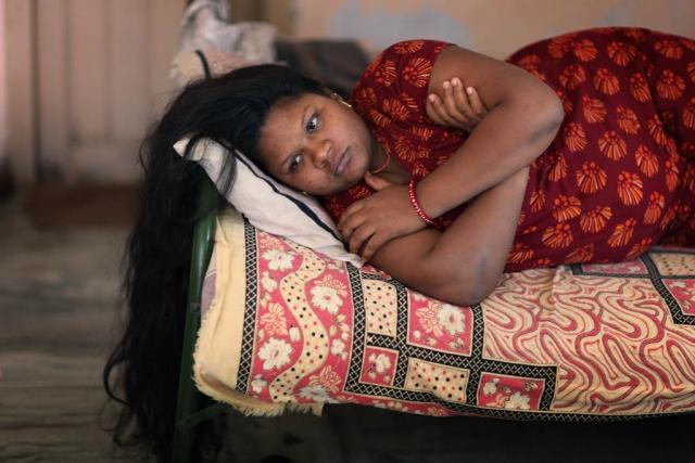Polina Fedorova. Surrogacy India. Dr.Patel clinic. (18)