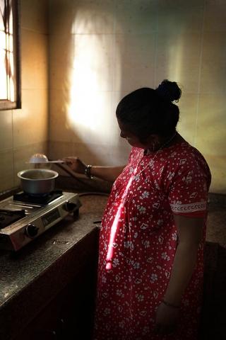 Polina Fedorova. Surrogacy India. Dr.Patel clinic. (17)