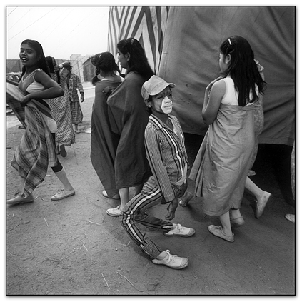 Photography courses and workshops - Indian Circus - Marry Ellen Mark (4)