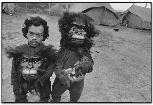 Photography courses and workshops - Indian Circus - Marry Ellen Mark (3)