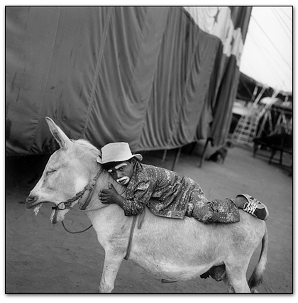 Photography courses and workshops - Indian Circus - Marry Ellen Mark (2)