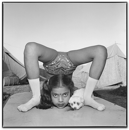 Photography courses and workshops - Indian Circus - Marry Ellen Mark (8)