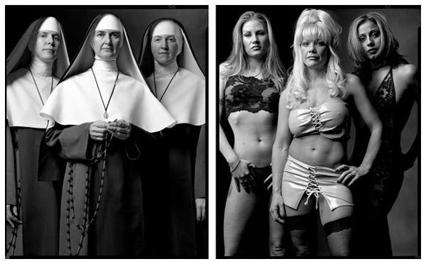 Photography courses and workshops - Mark Laita - Catholic nuns/Prostitutes