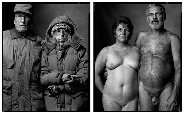 Photography courses and workshops - Mark Laita. Created equal. Northerners / Nudists, 2004 / 2005