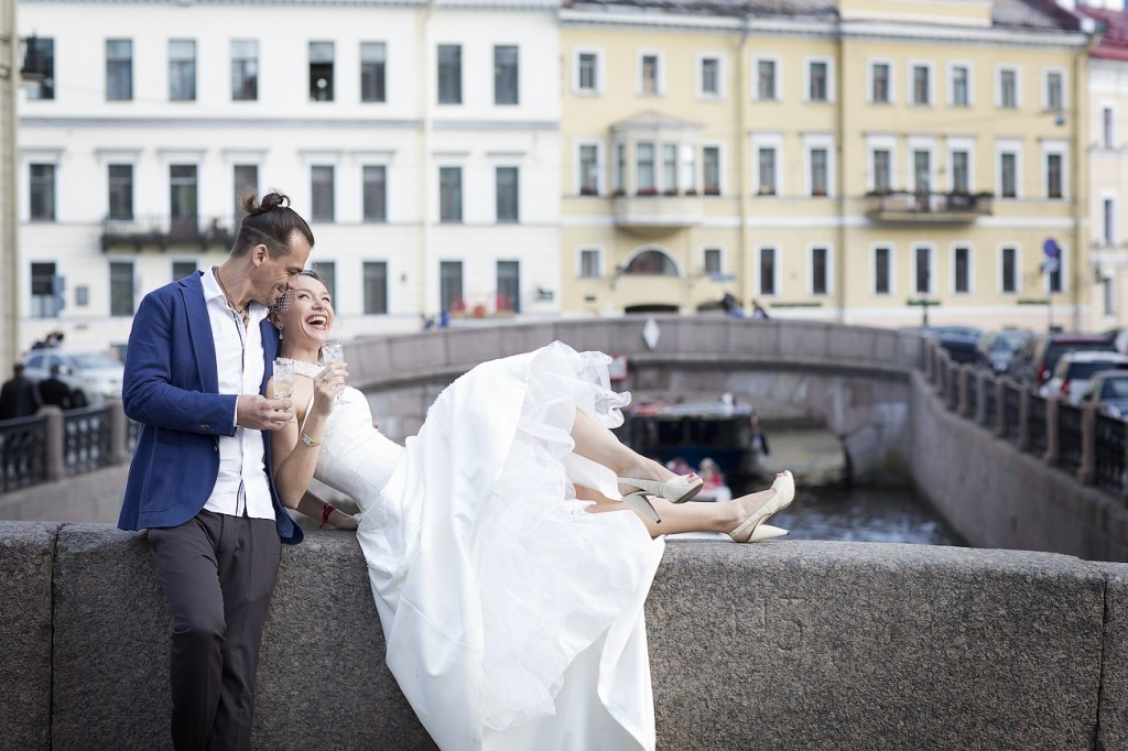 Wedding Polina Fedorova