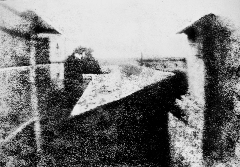 The oldest photogaph